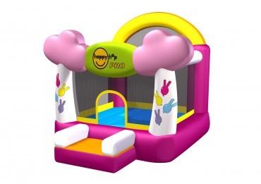 Partyhaus Bunny 1024 - Profi Hüpfburg HappyHop Pro