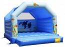 Super Aquarium Flipper 1012 - Profi Hüpfburg HappyHop Pro