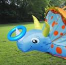 Hüpfburg HappyHop Dino Spike - Spielhaus Art. 9122