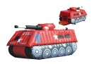 Profi Hüpfburg HappyHop Pro Bouncy Tank 13 m² 1014