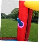 Hüpfburg HappyHop Spielzeugland Phantasia mit Rutsche Art. 9160